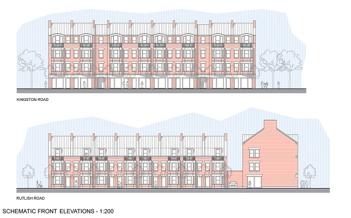 New Wimbledon residential project for Create Streets