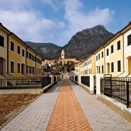 Gallarati architetti architettura residenziale for Case di architetti famosi