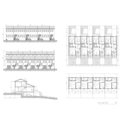Gallarati architetti architettura residenziale for Case architetti famosi