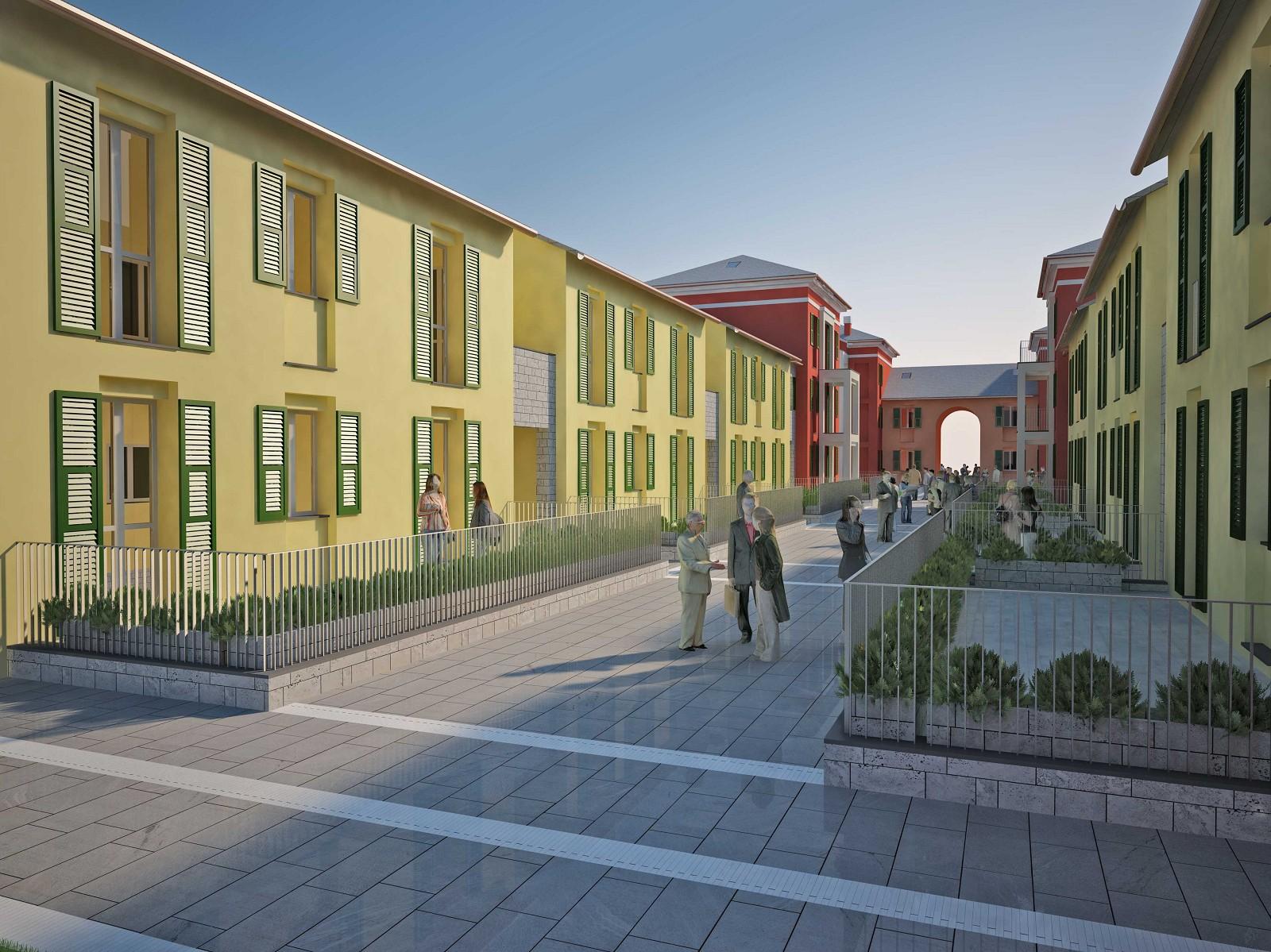 gallarati architetti pianificazione urbanistica piani